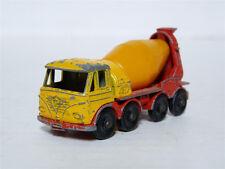 Matchbox Lesney 21 1/64 Foden Concrete Truck Diecast Model Toy Car
