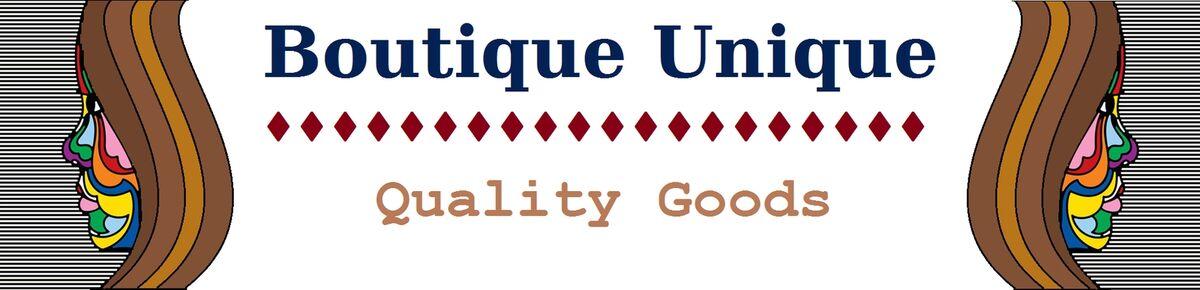 Boutique Unique Quality Goods