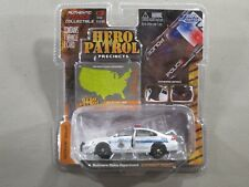2010 Chevy Impala Jada Toys Hero Patrol Baltimore Police Department 1:64