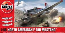Airfix 1/48 North American F-51d Mustang #A05136
