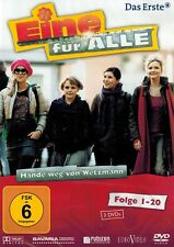DVD-BOX NEU/OVP - Eine für alle - Hände weg von Wetzmann - Folge 1-20