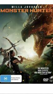 Monster Hunter : NEW DVD