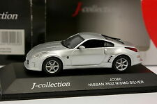 J Collection 1/43 - Nissan 350 Z Nismo Argento