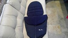 SILVER CROSS SURF FOOTMUFF NAVY COSY TOES FLEECE FOOTMUFF/COSY TOES BN IB SALE