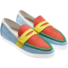 New~Adidas JEREMY SCOTT PENNY LOAFER SLIM Shoe superstar SLM Slip-On~Men sz 12.5