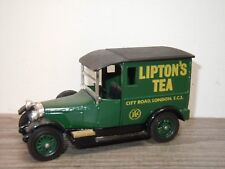 1927 Talbot Van Lipton's Tea - Matchbox Yesteryear Y-5 *33818