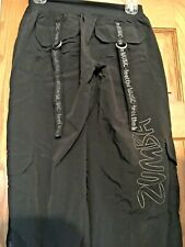 Zumba Dance Class Workout Pants Black HTF Small!