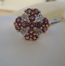 2.60ct Certified Colour Change Sapphire Rose Gold Ring