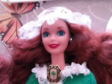 Irish Barbie doll complette Mint 1990's