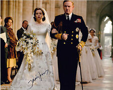 """Jared Harris - Colour 10""""x 8"""" Signed 'The Crown' Photo - UACC RD223"""