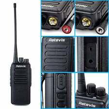 New! Retevis Rt1 10W Walkie Talkie Vhf136-174 Mhz Scrambler 1750Hz 2-Way Radio