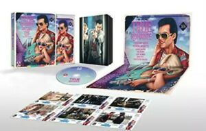 True Romance limited edition  (UK IMPORT) Blu-Ray like new