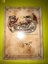 The Cursed of The Blessed as told by The Muse USED DVD Rare OOP *Wes Schuck Film