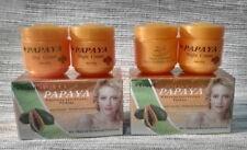 2 Sets of FEIQUE PAPAYA Whitening Cream Anti Freckle Nourishing Skin Fei Que