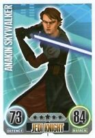 STAR WARS FORCE ATTAX  SERIES 1  BASE / BASIC  CARDS  001 TO 150  BY TOPPS