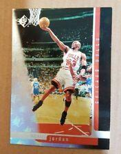 1996-97 Upper Deck SP Michael Jordan NBA Basketball Sample card #16