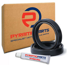 Pyramid Parts fork oil seals Cagiva WRX125 1982 onwards