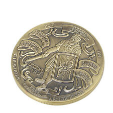 Helmet of Salvation Put on The Whole Armor of God Commemorative Collectible Coin