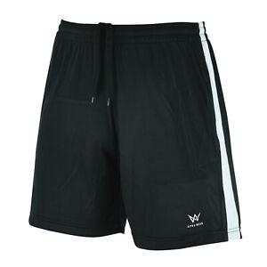 Mens Shorts Football Dri Fit Park Gym Training Sports Running Walking Short