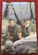 Stargate SG-1 2007 Special Comic - Avatar