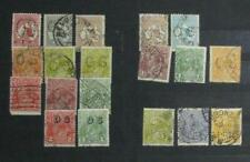 H3-Australia, Official Stamps, punched Os, Os/Nsw