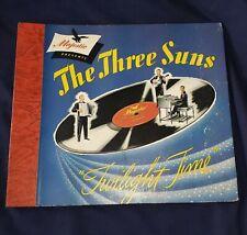 The Three Suns Twilight Time 3 Record 78RPM Majestic #M2
