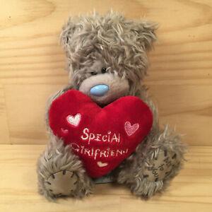 "ME-TO-YOU TEDDY BEAR ""Grey"" Gorgeous Special Girlfriend Soft Toy Stuffed Friend"