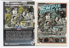 Tyler Stout Star Wars The Empire Strikes Back Topps Card Print mondo poster art