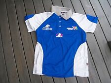 lawn bowls bowling shirt size xsmall adult or youth australian open
