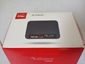 Verizon Jetpack 4G LTE Ellipsis Mobile Hotspot - MHS800L (Open Box)
