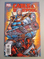 Cable & Deadpool #1 If Looks Could Kill Part 1 Marvel Comics