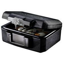 Sentry Safe Fire Proof Chest Security Lock Keyed Money Document Gun Lock Box