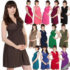 Synthetic Casual Plus Size Maternity Dresses