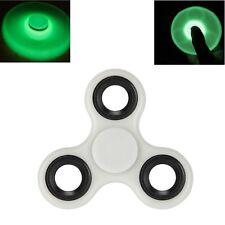 50X Glow in the Dark Hand Fidget Spinner Tri-Spinner Fidget Toy EDC