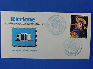 BENIN  SPACE COVER 1991 RICCIONE 91   [S21/57]