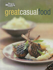 Great Casual Food Cookbook by Australian Women's Weekly (Paperback, 2003)