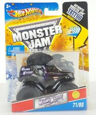 Hot Wheels Monster Jam Tattoo Mohawk Warrior 71/80 Nice Gift Kids Toy
