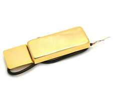 Gold Suspended Pickguard Mount Pickup for Hollow Body/Jazz Box Guitar PU-SJP-G