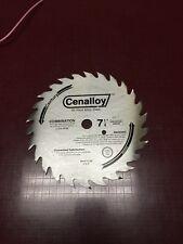 "Century Steel 7-1/4"" Combo Saw Blade New"