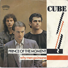 PRINCE OF THE MOMENT - WHY MEN GO INSANE = CUBE