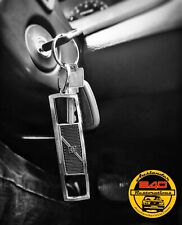 """4"""" Volvo Brick Grille Keychain - 240 242 244 245 262 264 740 940 - THEY'RE BACK!"""
