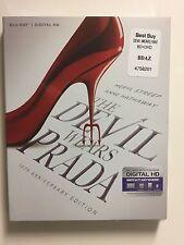 The Devil Wears Prada (Blu-ray, Digital HD, 2016) NEW w/slipcover