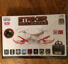 World Tech Toys Striker 2.4ghz 4.5ch Rc Spy Drone 2.40 Ghz Battery Powered New