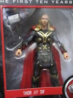 "Marvel Legends 6"" Marvel Studios the First Ten Years Thor MCU the Dark World"