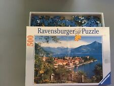 Ravensburger 500 Piece Puzzle Menaggio Lake Como