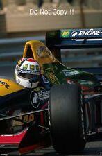 Philippe Alliot Larrousse LC89 Monaco Grand Prix 1989 Photograph