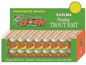 Uncle Josh Trout Bait Forellenteig/Schwimmteig