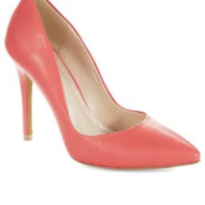NEW Women's Charles David Coral Pact Stilettos