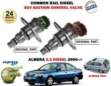 FOR NISSAN ALMERA + TINO 2.2 Di 2001-> NEW SUCTION CONTROL VALVE SCV