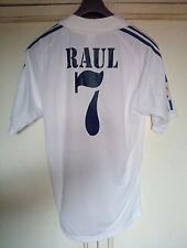 Real Madrid, maglia calcio ufficiale Raul 7, stagione 2001-2002
